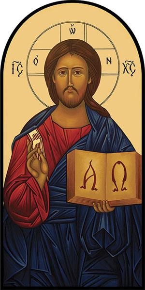 New Byzantine Style Icons