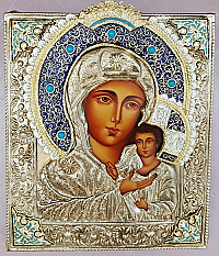 IC-763 Our Lady of Kazan Icon