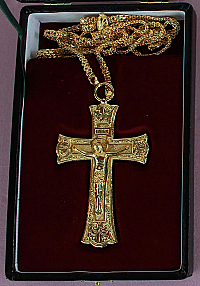 PC-97 BGP Preist Pectoral Cross
