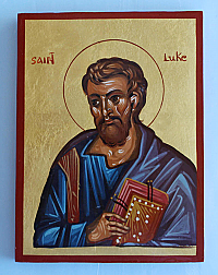 IC-LU St Luke Icon