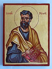 IC-MA St Mark Icon