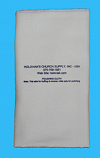 1-LCC Cleaning/Polishing Cloth