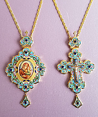 BPJ-Cross & Panagia set