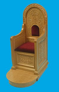BT-2 Bishop Throne