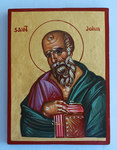 IC-JN St John Icon