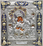 IC-510 Our Lady Potchayevsk Icon