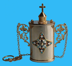 SA-384 Holy Oil Container